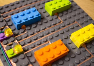 LEGO circuits